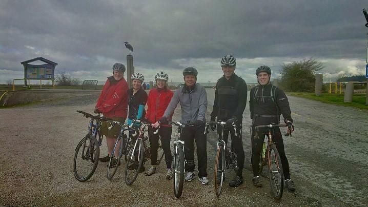 MedIT Gran Fondo training ride